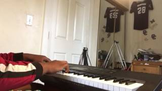 Tee grizzley first day out piano