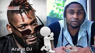 Safarel Obiang s'adresse  à Dj Arafat écoutez width=