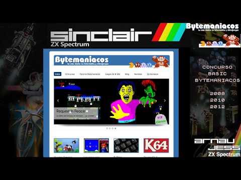 BYTEMANIACOS: Concurso BASIC 2008-2010-2012