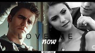 Stefan and Elena|| Love me now[8x08]