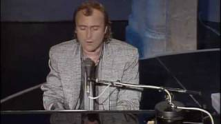 Phil Collins - One More Night (Live Wogan 1985)