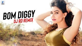 Bom Diggy (Remix) | Zack Knight x Jasmin Walia | DJ RD