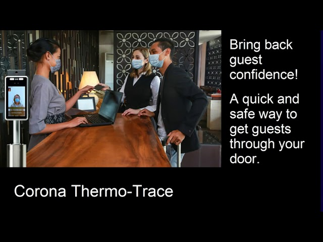 Corona Thermo-Trace Hotel And Resturant Solution
