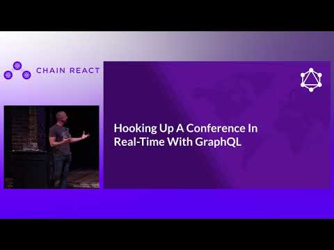 Hooking Up a Conference in Real-time with GraphQL