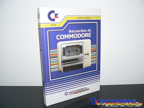 Recuerdos de Commodore - El libro de Commodore Spain