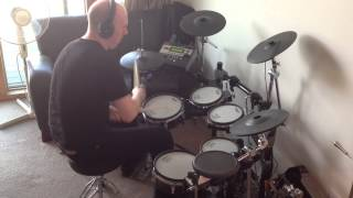 Fine Young Cannibals - She Drives Me Crazy (Roland TD-12 Drum Cover)