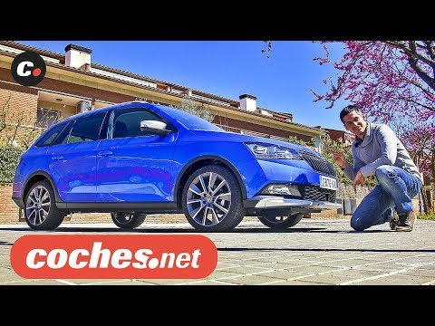 Skoda Fabia Scout 2019 (Fabia Combi) | Prueba / Test / Review en español | coches.net