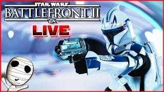 Star Wars Action am Abend mit euch! 🔴 Star Wars: Battlefront II // PS4 Livestream