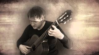 Yann Tiersen - Comptine d'Un Autre Été (Classical Guitar Cover by Jonas Lefvert)