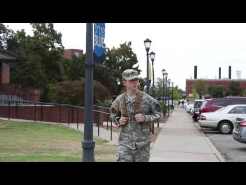 ROTC is a College Elective that you can Take