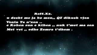 Ejzo - Mos Um Duj ( official video Lyrics ) 2015