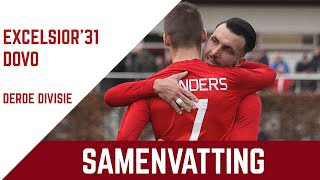 Screenshot van video Samenvatting Excelsior'31 - DOVO
