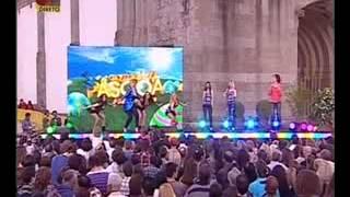 Rebeca - Anda Dançar Kuduro (Especial Páscoa em Felgueiras - TVI)