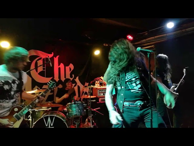 Vídeo en directo de un concierto de The Wizards.
