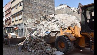 Effondrement d'une maison à Casablanca : Les voisins témoignent