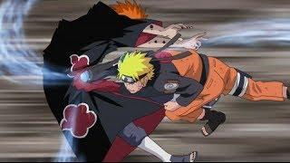 Naruto V.S. Pain AMV (Thousand Foot Krutch   Courtesy Call)