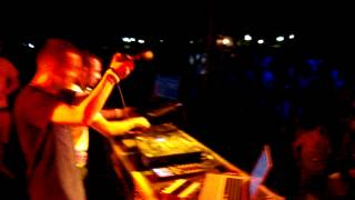 DJ Dark Child (LIVE) @ White Sensation Beach Festival / Galaxy Beach (24.07.2015)