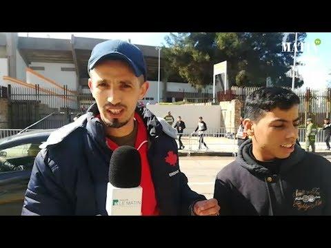 Video : Complexe Mohammed V : Ambiance d'avant match Wydad vs Raja