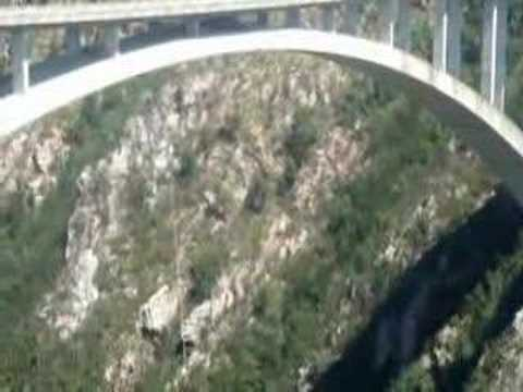 South Africa – Bungee Jump – Bloukrans Bridge