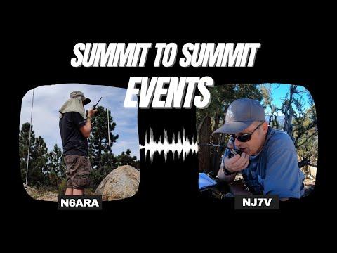 Western US Summit to Summit Events