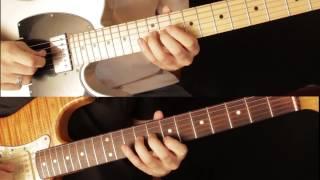 Como Tocar el Solo de Hotel California - The Eagles - Tutorial de Guitarra Electrica - Parte 1