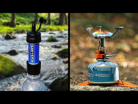 10 Camping Items You'll Wish You Had In a Disaster