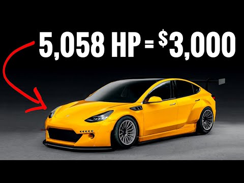 7 CHEAP TUNER Cars Only SMART People Buy