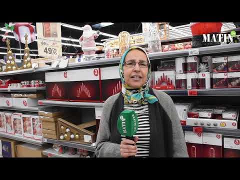 Video : Fêtes de fin d'année : entre bonnes affaires et célébration