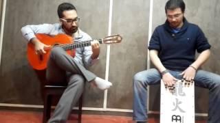 amir salar emami - Herencia Latina(Rumba) -(paco peña)