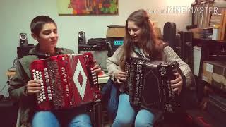 Tânia & Tiago Rocha —  remix na concertina