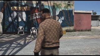 Enzo Dong - Gucci Rubate ( Prod. LGND) (GTA 5 Official Video)
