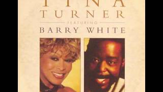 Tina Turner and Barry White - In Your Wildest Dreams - Crossover Mix