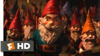 Goosebumps (4/10) Movie CLIP - Indestructible Gnomes (2015) HD