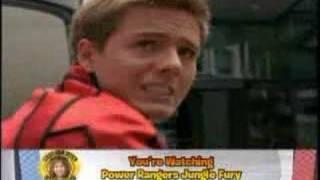 Power rangers jungel fury ep 18 RJ vs Animal spirit