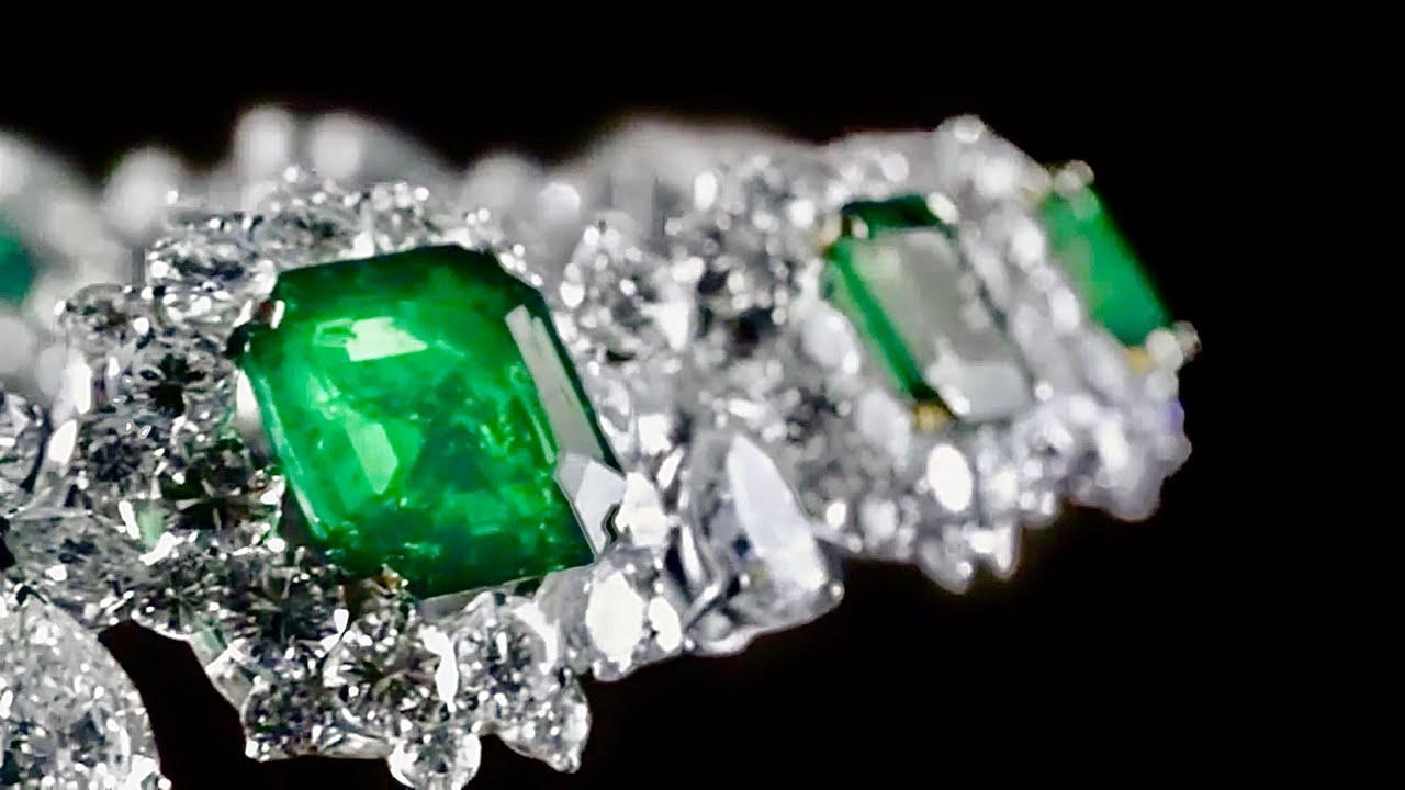 Top 10 | Most Beautiful Jewelry Collection from Bvlgari