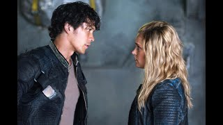 The 100 Stars Reveal What's Next for Bellamy and Clarke in Season 5