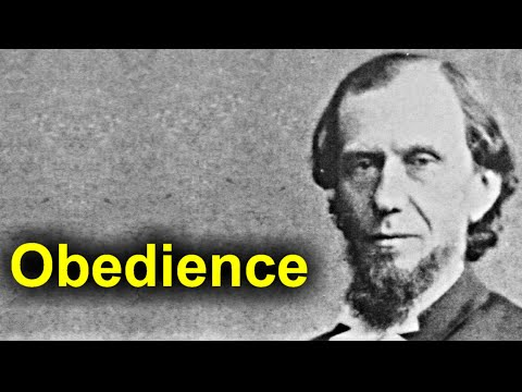 Obedience: The Prayer Life - Andrew Murray