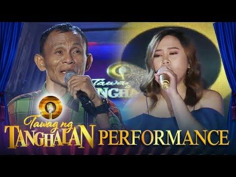 Jose Welman Aton  vs. Queenie Joy Ocampos | Tawag ng Tanghalan