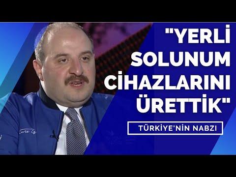 """""""Pandemi döneminde Türkiye'nin yerli solunum cihazlarını üretmeyi başardık"""""""
