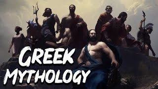 Greek Mythology Stories: The Essential - The Origins,The War and Rise of the Gods of Olympus