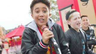 Become the ninja with The KIDZ BOP Kids