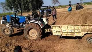 Swaraj tractor 744