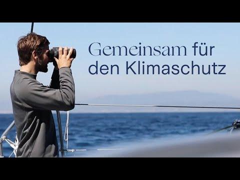 Gemeinsam für den Klimaschutz: Boris Herrmann und Zurich werden Nachhaltigkeits-Partner
