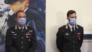 CARABINIERI CROTONE: INTERVISTA AL COMANDANTE DEL REPARTO OPERATIVO