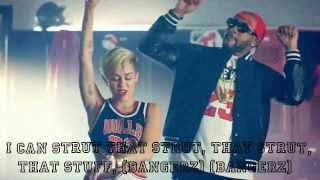 Miley Cyrus - SMS (Bangerz) feat. Britney Spears (Fan Music Video)