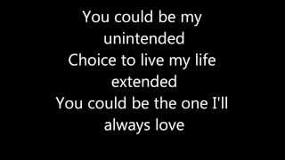 Muse-Unintended (Lyrics)