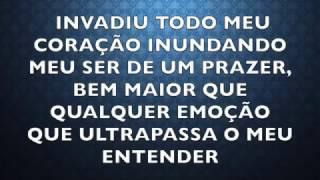 DEIXA CRISTO AMAR VOCÊ  ( Milton Cardoso)