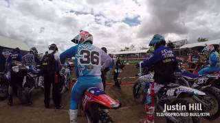 Behind the Scenes : TLD/GoPro/Red BullKTM at Hangtown Classic MX