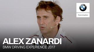 Alex Zanardi presenta la BMW Driving Experience 2017.