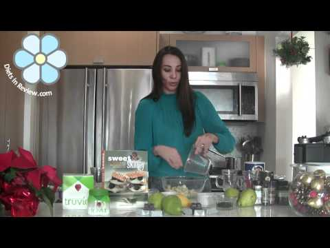 Recipe Demo: Hot Chocolate with a Kick from Sweet & Skinny